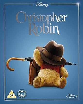 Christopher Robin (Blu-Ray) [2018]: Amazon co uk: Ewan McGregor