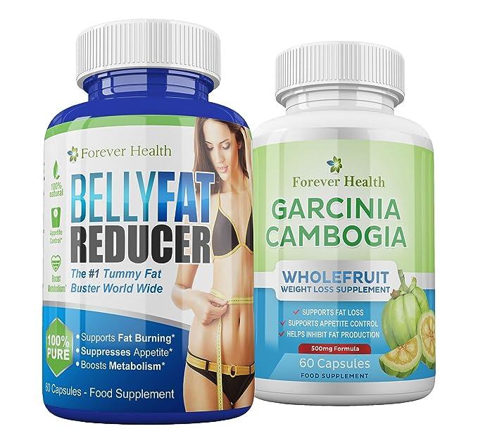 1 opinioni per GRASSO DELLA PANCIA RIDUTTORE Belly Fat Reducer + GARCINIA CAMBOGIA Wholefruit-