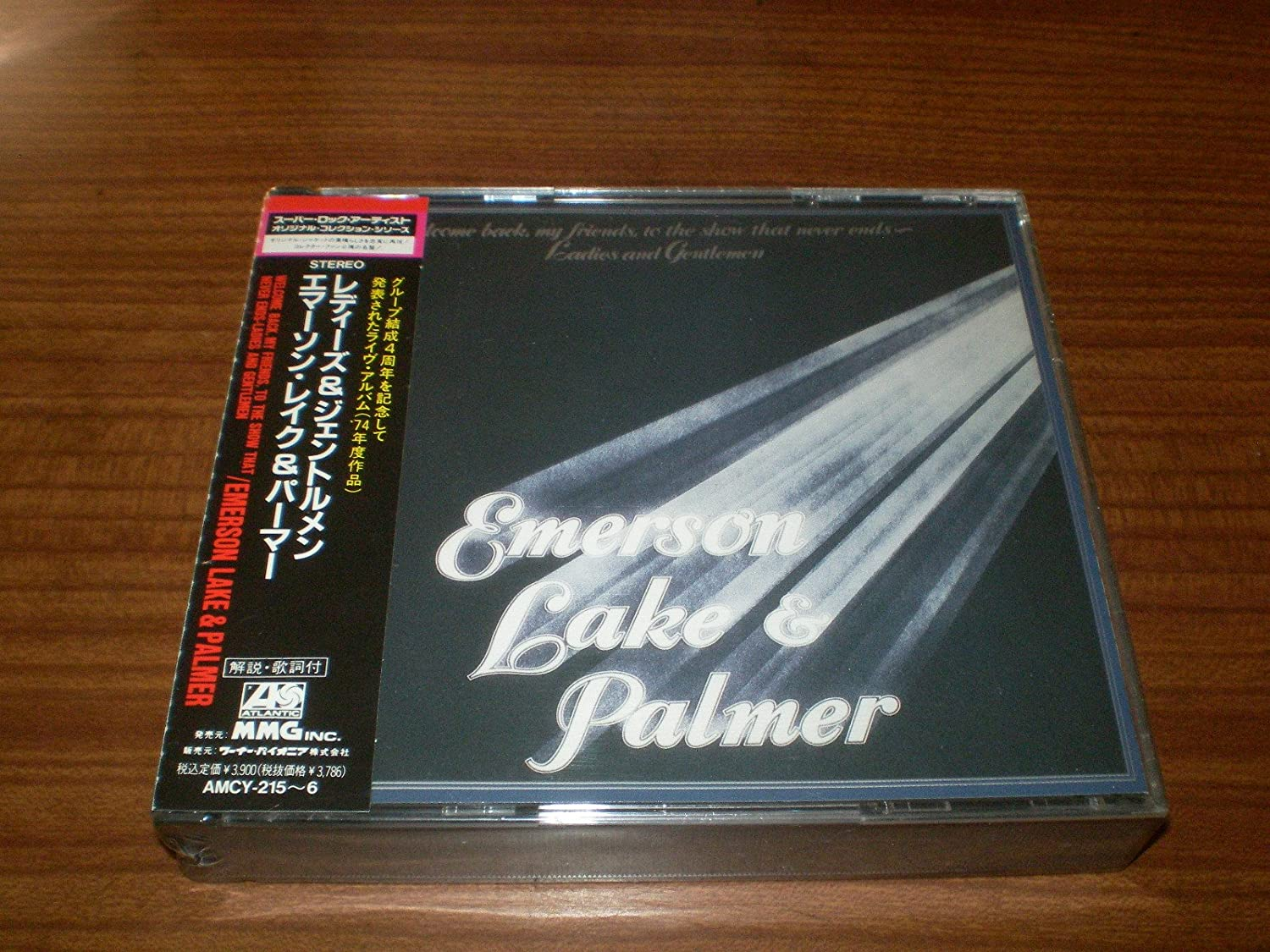 Welcome Back My Friends To The Show That Never Ends: Emerson Lake & Palmer: Amazon.es: Música