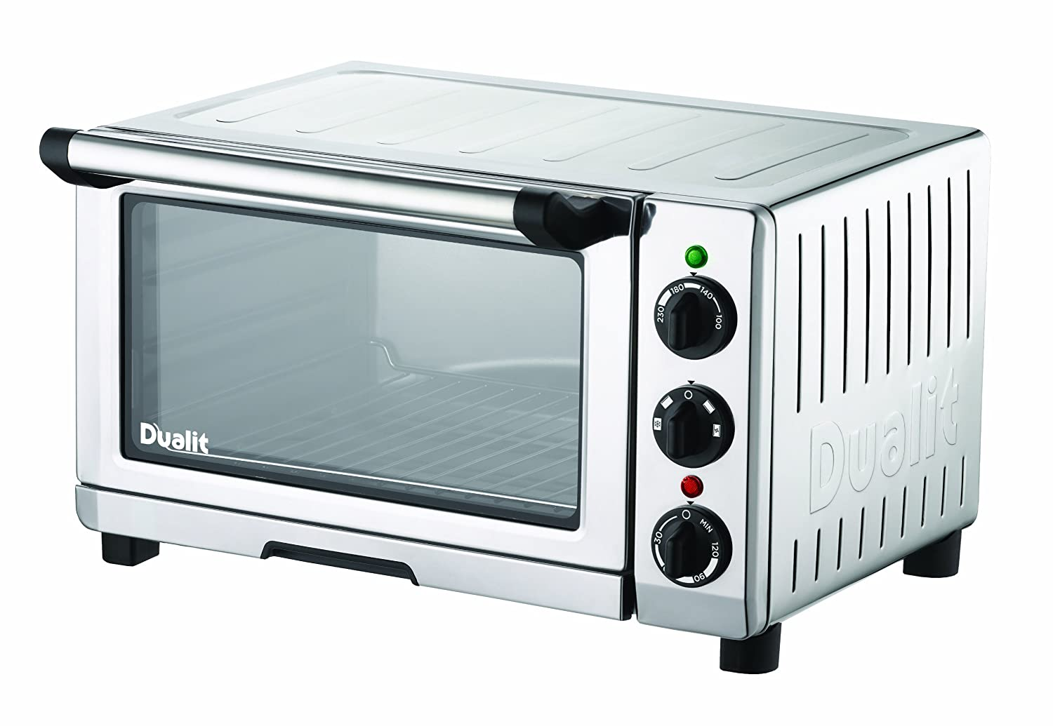 Amazon.com: Dualit Professional Mini Oven: Toaster Ovens: Kitchen ...