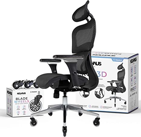 NOUHAUS Ergo3D Office Chair