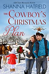 The Cowboy's Christmas Plan (Grass Valley Cowboys Book 1) Kindle Edition