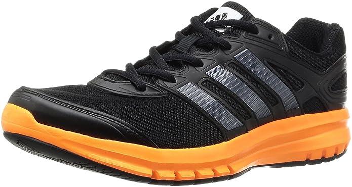 adidas Duramo 6 - Zapatillas de running para hombre, color negro (schwarz (black 1 / black 1 / black 1)), talla 42 2/3