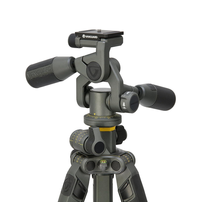 Multi-Angle Center Column Canon DSLR Cameras for Sony Vanguard Alta Pro 2+ 264CT Carbon Fiber Tripod Nikon