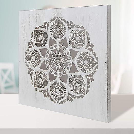 Cuadro Mandala de Pared Calada, Fabricada artesanalmente en España ...