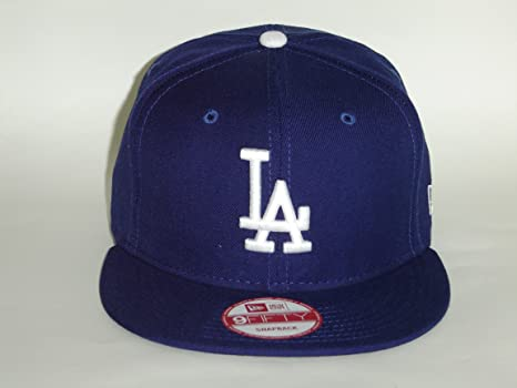 58e6d5d9dee9e Image Unavailable. Image not available for. Color  New Era MLB Los Angeles  Dodgers Team Color Snapback Cap 9fifty NewEra