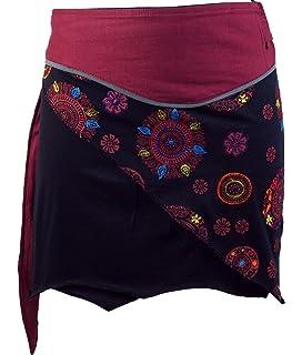 Falda de verano con colores alegres - muchos tallas y diseños ... b261d44d5b89