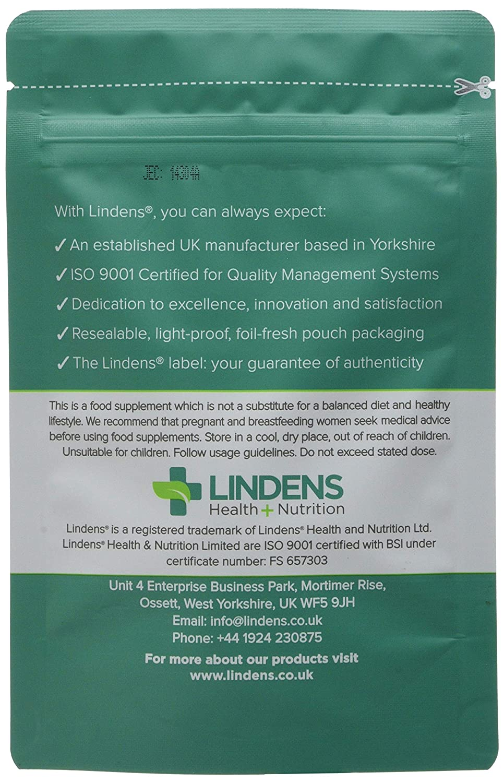 Lindens Propóleo 1000 mg en comprimidos | 60 Paquete | Suplemento alimenticio popular utilizado tradicionalmente durante miles de años como útil extracto en ...