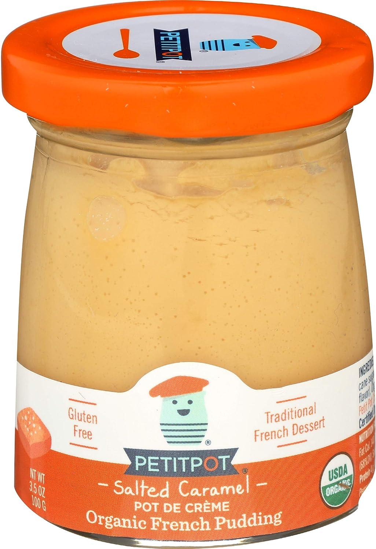 Petit Pot Salted Caramel Pot De Creme, 3.5 oz