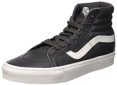 292e9dcdc5 Vans Unisex Adults  Sk8-hi Reissue Hi-Top Sneakers  Amazon.co.uk ...