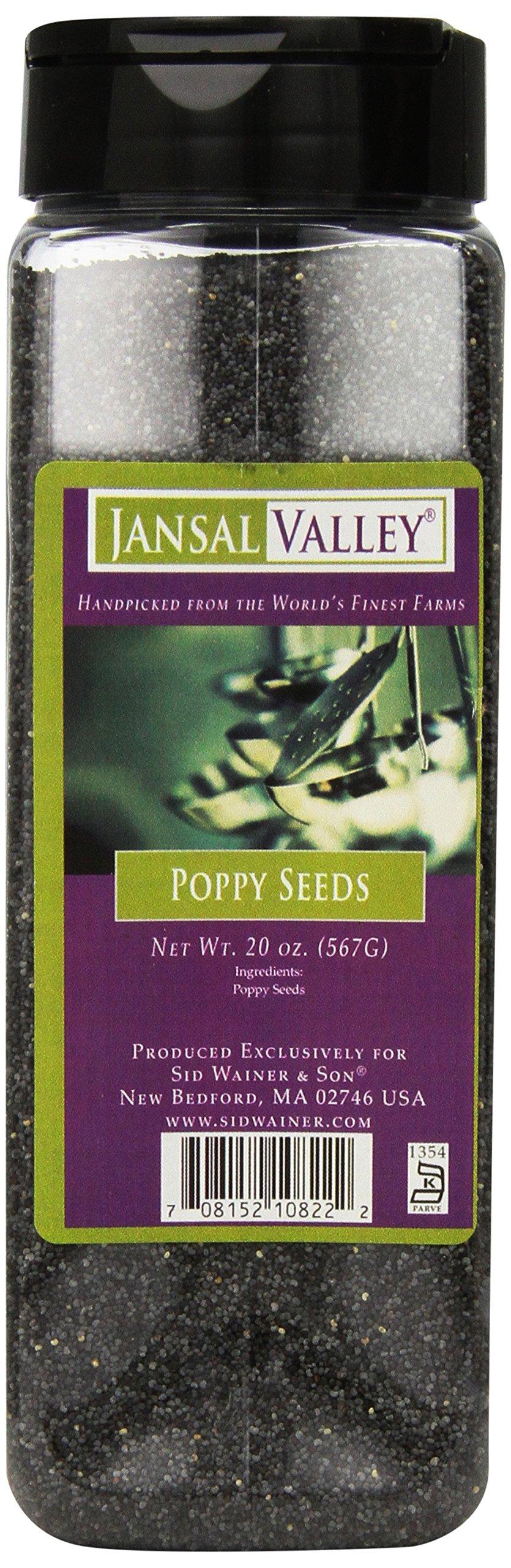 Jansal Valley Poppy Seeds, 20 Ounce