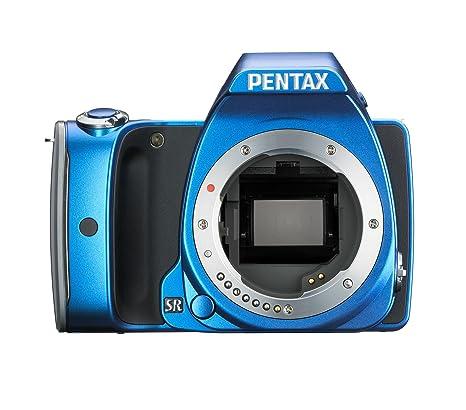 Pentax K-S1 Body - Cuerpo de cámara réflex, Azul: Amazon.es ...