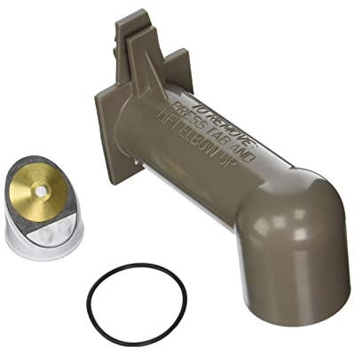 Hayward D.E.CX4220A Flanged Elbow Assembly with Check Valve Replacement for Select Hayward Filters: Garden & Outdoor
