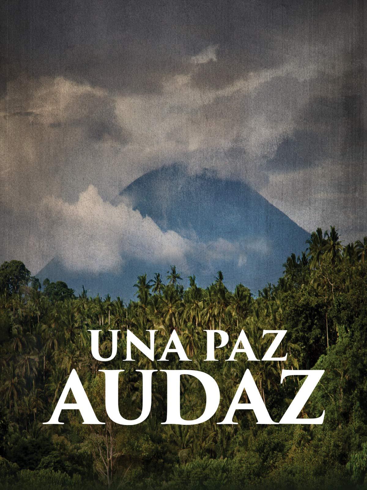 Una Paz Audaz on Amazon Prime Video UK