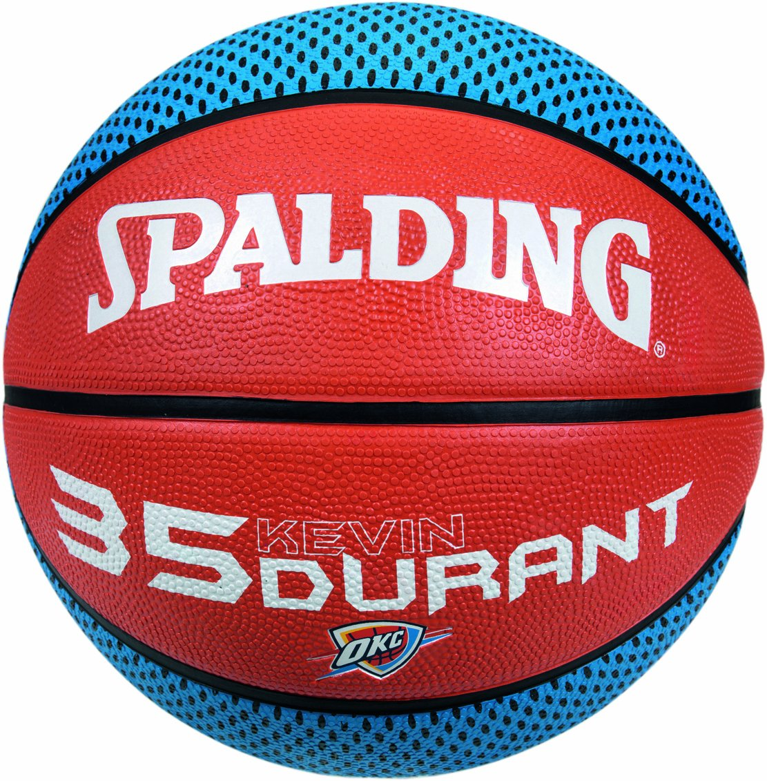 Spalding Ball Player Kevin Durant 73-817z - Pelota de Baloncesto ...