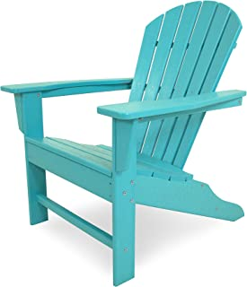 product image for POLYWOOD SBA15AR South Beach Adirondack Chair, Aruba