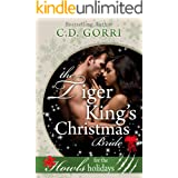 The Tiger King's Christmas Bride: Howls Romance (Maccon City Shifters Book 2)