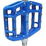 NC-17 Sudpin I Pro Aluminium Plattform Pedale/Fahrrad Pedale MTB/Mountainbike Pedal/BMX Pedal/Kugellager + Cr-Mo Achse/inklusiv Ersatzpins, verschiedene Farben