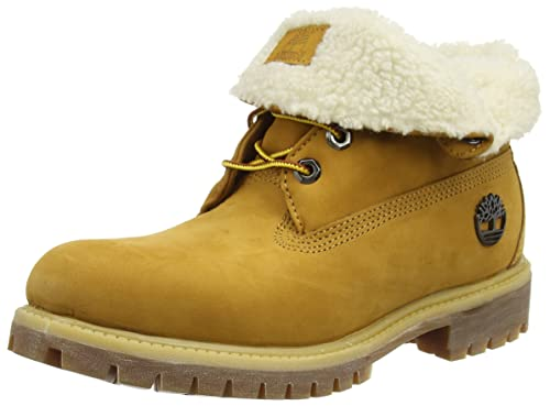 c35ed400e2f6 Timberland Men s Roll Top Ankle Boots  Amazon.co.uk  Shoes   Bags