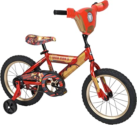 Huffy Marvel Iron Man 3 - Bicicleta de Carretera para niño (40,6 ...