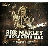 The Legend Live - Santa Barbara County Bowl: November 25th 1979 (CD/DVD)