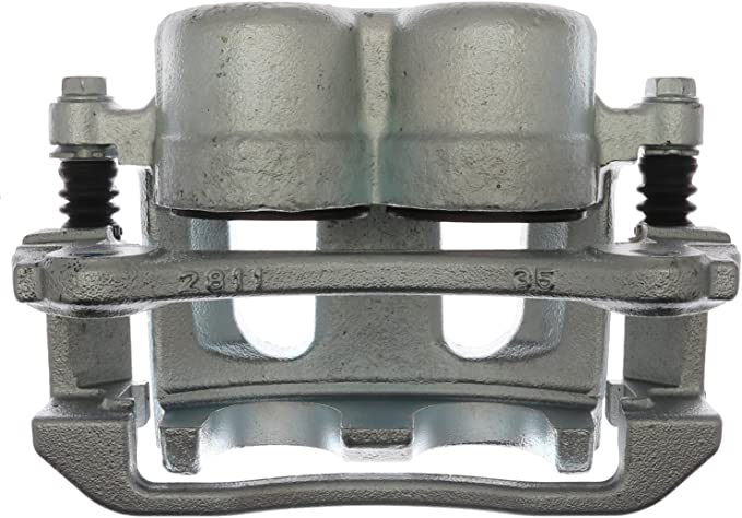 ACDelco 17D492C Professional Ceramic Front Disc Brake Pad Set
