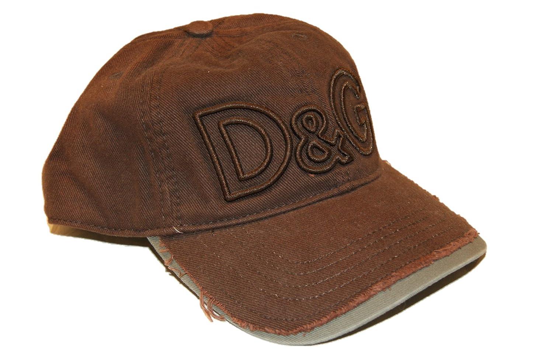 Dolce & Gabbana - Gorra de béisbol - para hombre marrón marrón ...