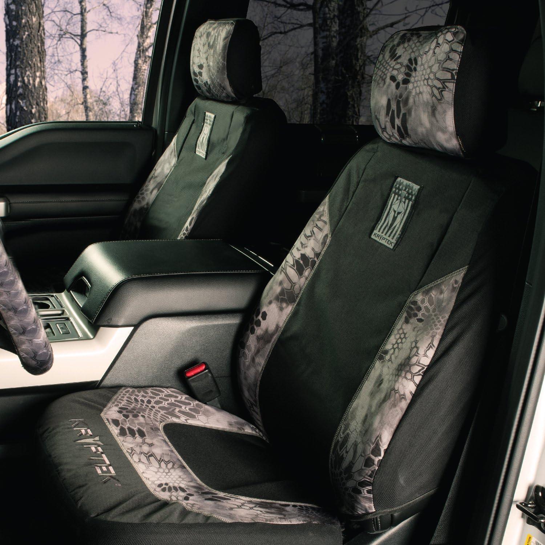 Low Back Kryptek Camo Seat Covers 2 Pack Kryptek Raid