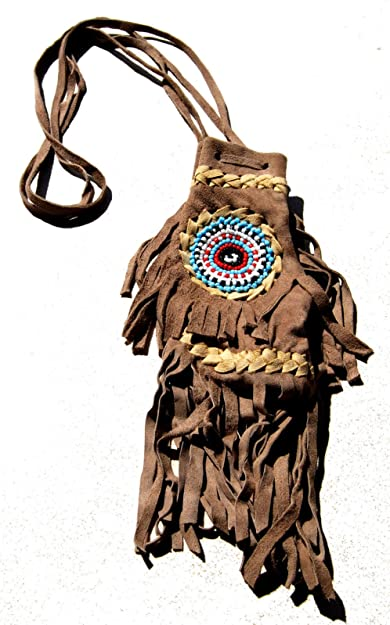 Amazon.com: Comercio justo réplica Native American Medicina ...
