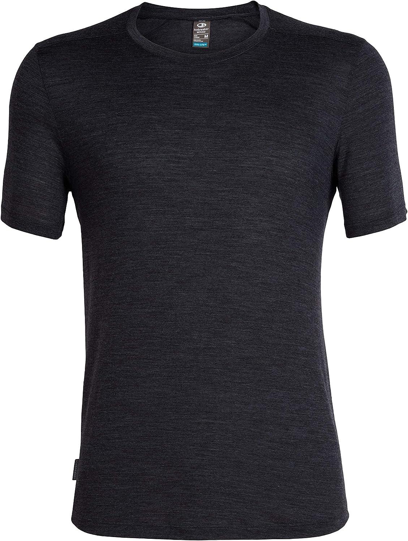 Icebreaker Herren T-Shirt Mens Sphere Ss Crewe
