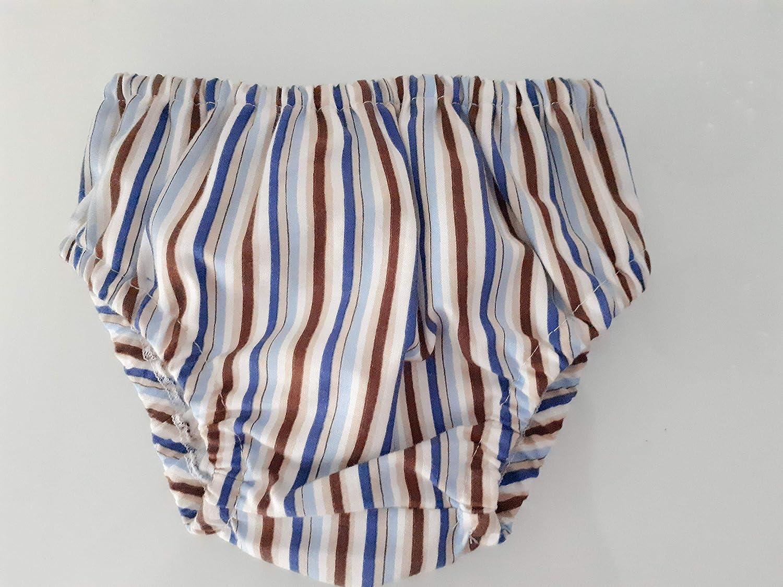 Cubrepañal bebe tela rayas bebe: Amazon.es: Handmade