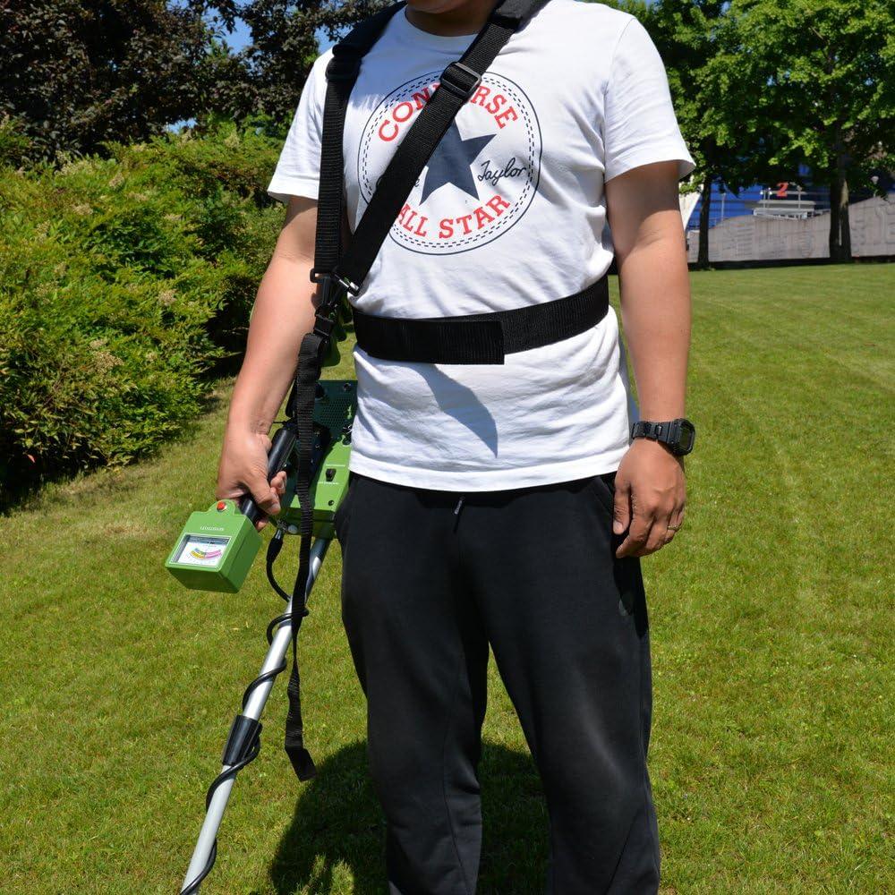 kingdetector detector de metal swing arnés Swing ayuda. Gran herramienta para reducir el estrés en brazos, espalda y los hombros cuando se utiliza su MD.: Amazon.es: Jardín