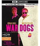 War Dogs (4K Ultra HD + Blu-ray + Digital HD)