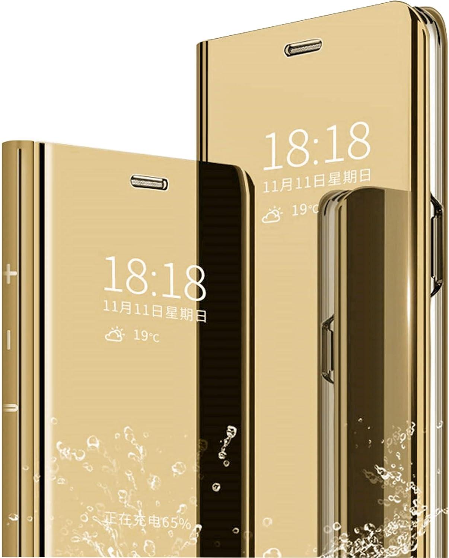 MLOTECH Funda Huawei Honor 8X,Funda Case + Cristal Templado Flip ...