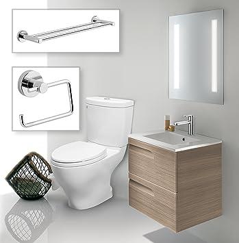 Ordinaire Bathroom Vanity Set: INCLUDES: TOTO CST416M#01 Toilet, 24u0026quot; Wall Hung