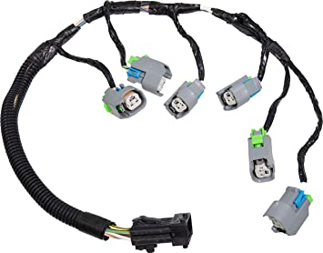 Amazon.com: APDTY 12584312 Fuel Injector Wire Harness Fits Select GM Models  W/3.6L Engines (See Description For Full Fitment; Repaces 12596182):  AutomotiveAmazon.com
