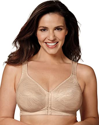 d622d2e432 Playtex 18 Hour Front Close Posture Bra at Amazon Women s Clothing store