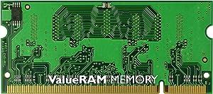 Kingston ValueRAM 1GB 533MHz DDR2 Non-ECC CL4 SODIMM Notebook Memory