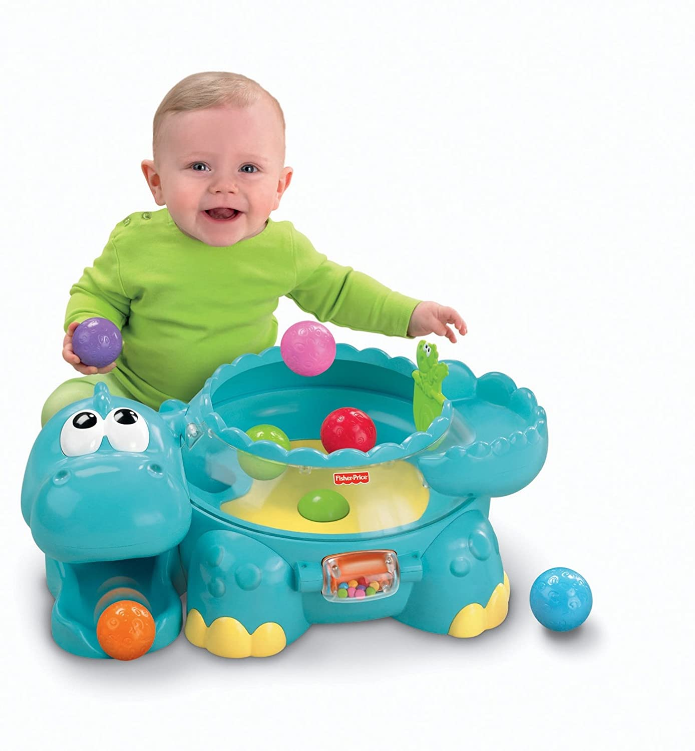 Mattel W1392 Fisher Price Musikale Dino Amazon Spielzeug