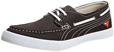 c6051fcdb3a1 Puma Men s Yacht CVS DP Mesh Boat Shoes  Buy Online at Low Prices in ...