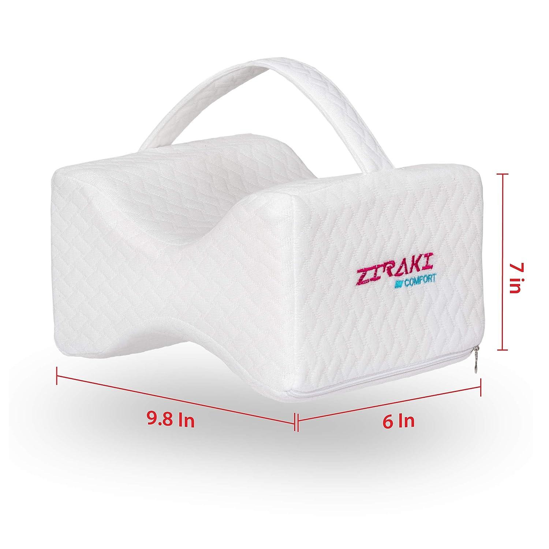 Amazon.com: ZIRAKI - Almohada ortopédica de espuma ...