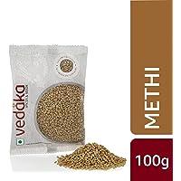Amazon Brand - Vedaka Fenugreek (Methi), 100g