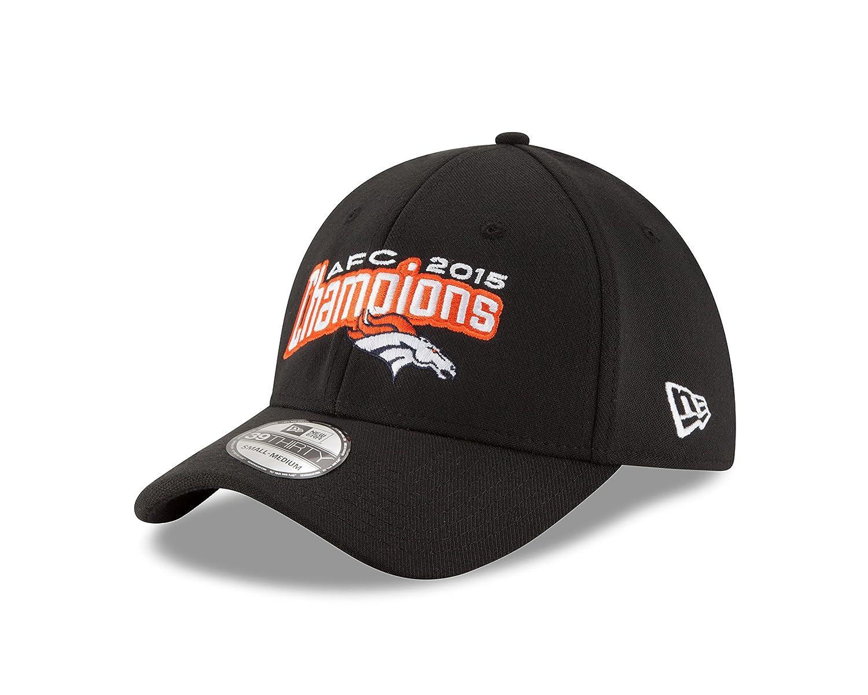 03f85d5c389 Amazon.com   NFL Denver Broncos AFC Conference Championship 39THIRTY  Stretch Fit Cap