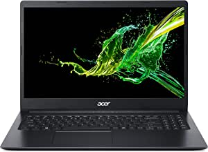 "Acer Aspire 1 A115-31-C2Y3, 15.6"" Full HD Display, Intel Celeron N4020, 4GB DDR4, 64GB eMMC, 802.11ac Wi-Fi 5, Up to 10-Hours of Battery Life, Microsoft 365 Personal, Windows 10 in S mode"