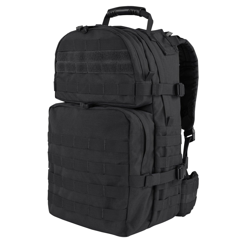 Amazon.com  Condor Medium Assault Pack (Black)  Sports   Outdoors 08b35a3178c