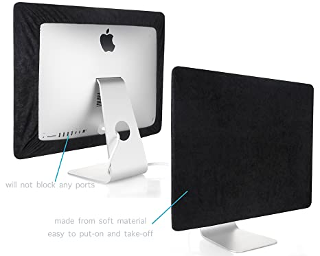 sports shoes c9d6b 493bf Kuzy - iMac Cover 21 inch | Monitor Cover 21 inch Computer Screen Protector  (Models A1418 A1311 A1224) Newest Version Retina 4K iMac 21.5 inch Cover -  ...