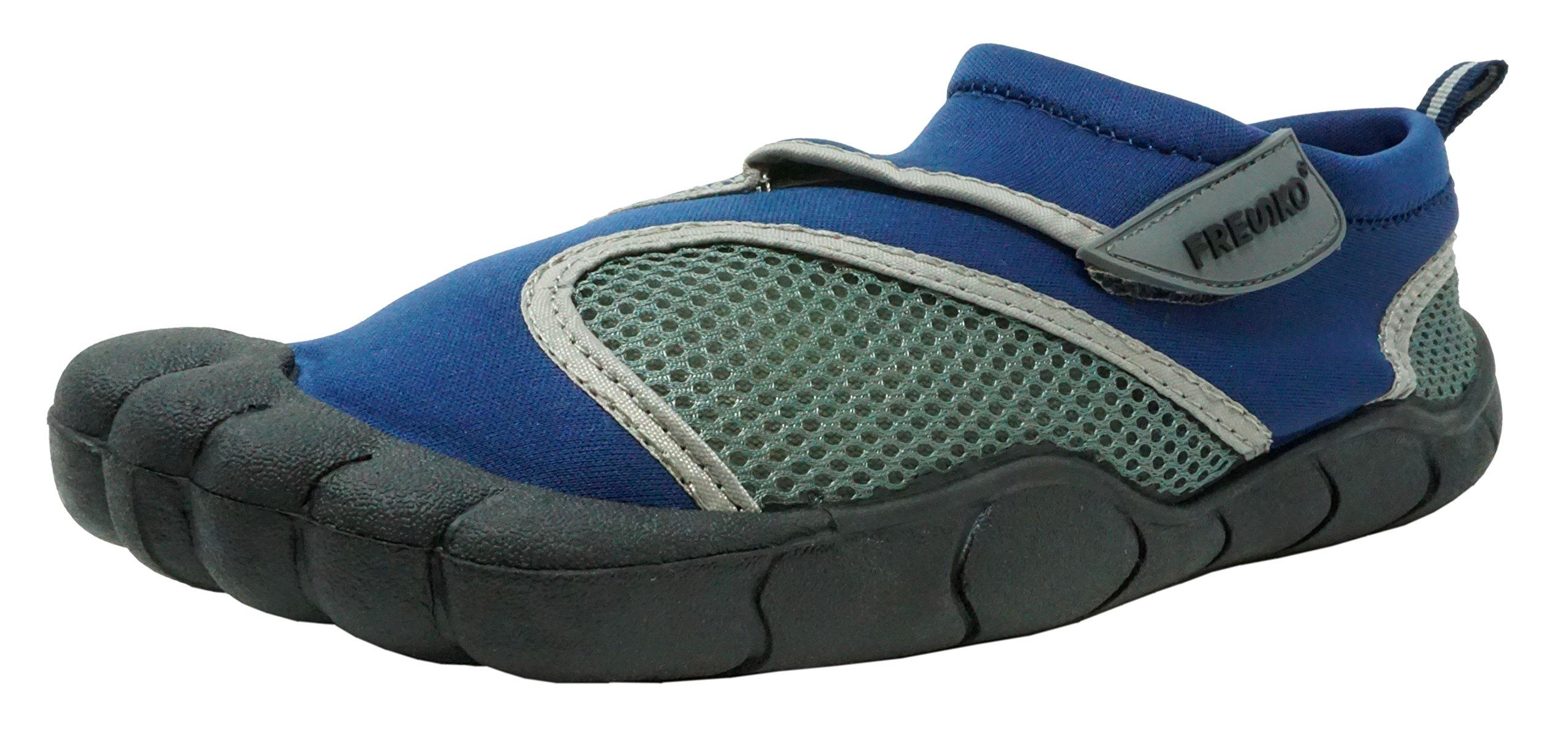 Fresko Men's Water Shoes, M1001, Navy, 8 M US