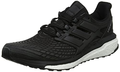 timeless design 030eb d42f3 adidas Energy Boost W, Scarpe da Trail Running Donna, Nero Negbas 000, 36