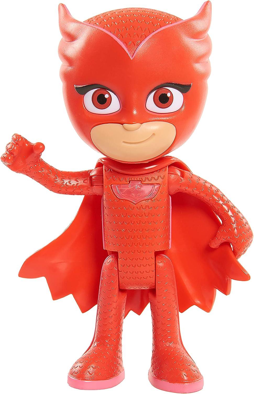 PJ Masks- Buhíta Súper Figura con Voz, Color Rojo (Bandai 24857 ...