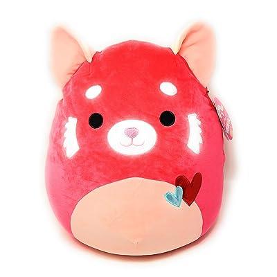 "2020 Kellytoy Squishmallow Ramona Red Panda 16"" Plush: Toys & Games"